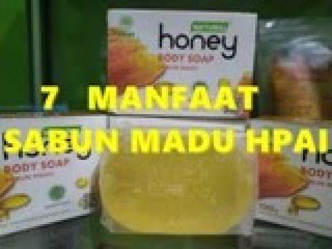 7 MANFAAT SABUN MADU HONEY HPAI | Kosmetik- Klinskin Beauty Soap