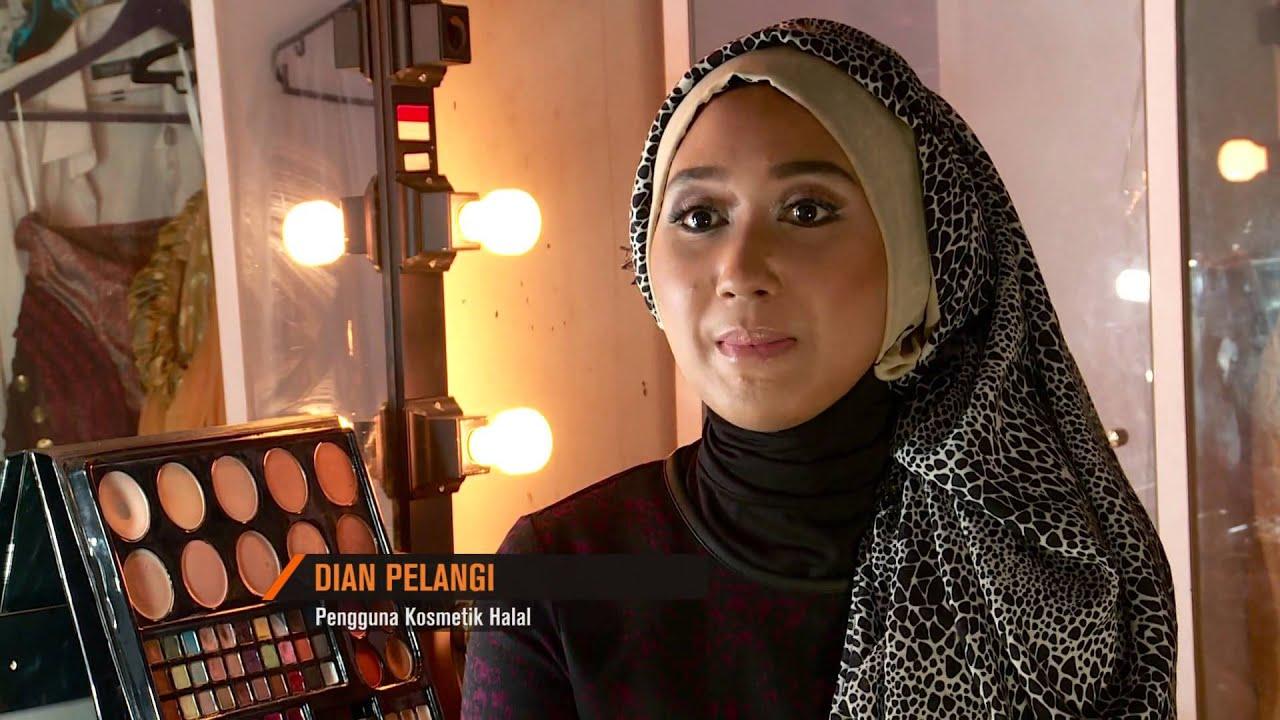 Kenali kosmetik yang aman dan halal - NET12