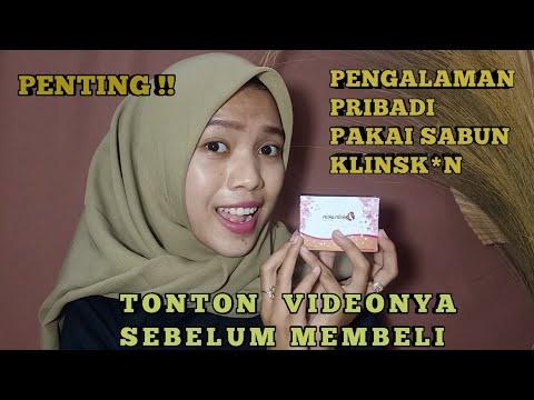 PENGALAMAN PRIBADI PAKAI SABUN KLINSKIN || QnA BAHAS TUNTAS MENGENAI SABUN KLINSKIN | Kosmetik- Klinskin Beauty Soap