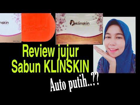 REVIEW JUJUR SABUN KLINSKIN – AUTO PUTIH..?? | Kosmetik- Klinskin Beauty Soap