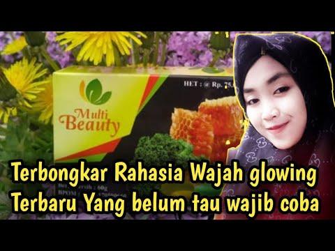 Rahasia Wajah Glowing, bersih dan sehat – sabun muka viral MULTIBEAUTY | Kosmetik- Klinskin Beauty Soap