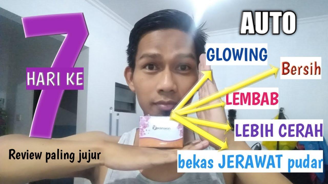 Review paling jujur klinskin for MAN | hari ke 7 | Kosmetik- Klinskin Beauty Soap