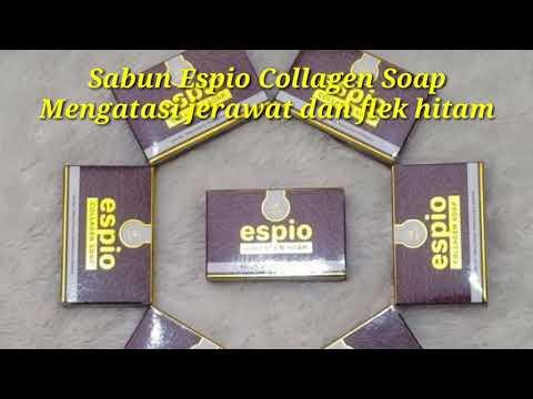 Sabun Espio Collagen Soap,Harga Espio Collagen Soap BPOM