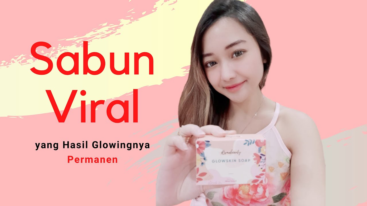 Sabun Glowskin By Risma Beauty Viral Mencerahkan   Kosmetik- Klinskin Beauty Soap